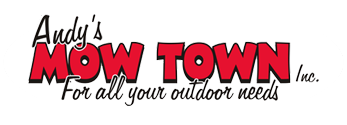 Andy Mow Town logo